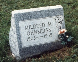 Mildred May <i>Morgan</i> Ohnmeiss