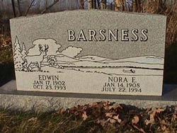 Edwin J Barsness