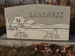Nora Elizabeth <i>Skoog</i> Barsness