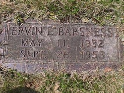 Ervin Edward Barsness