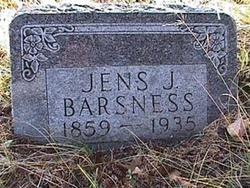 Jens Jenssen Barsness