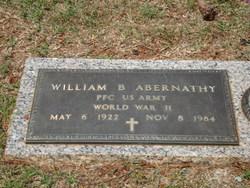 William B Abernathy
