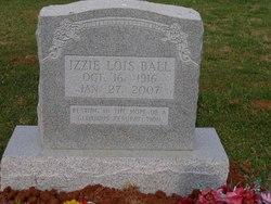 Izzie Lois <i>Kilgore</i> Ball