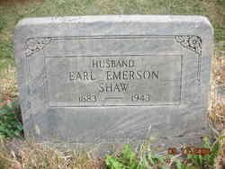Earl Emerson Shaw