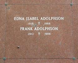 Edna Isabel Adolphson
