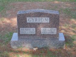 Luella M <i>Cleveland</i> Gyrion
