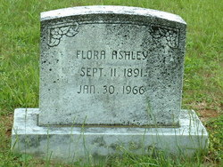Flora <i>Hill</i> Ashley