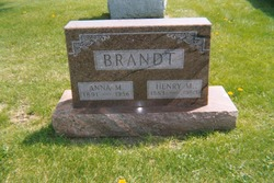 Henry Martin Brandt, Jr
