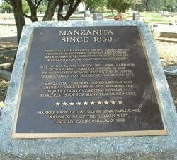 Manzanita Cemetery