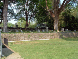 Saint Paul's Episcopal Churchyard