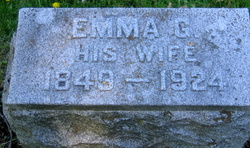 Emma Gertrude <i>Wormood</i> Snook