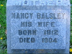 Nancy <i>Balsley</i> Snook