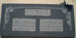 Archie Edmond Batty