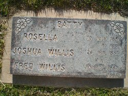 Frederick Willis Batty