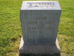 Mary Ann <i>Duffin</i> Batty