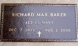 Richard Max Baker