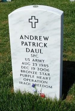 Spec Andrew P. Daul