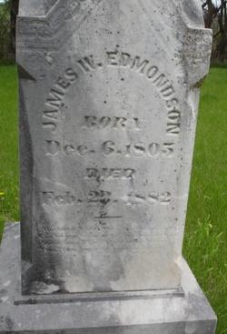 James W Edmondson
