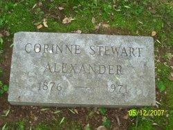 Corinne <i>Stewart</i> Alexander