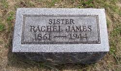 Rachel James