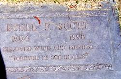 Ethel F. Scott