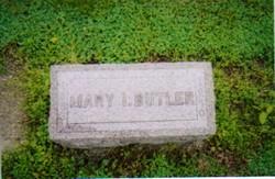 Mary I Butler