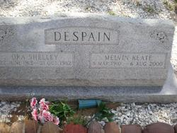 Melvin Keate Despain