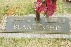 Violet Oline <i>Lewis</i> Blankenship