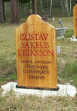 Gustav Sakeus Eriksson