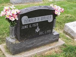 Donald H. Walker