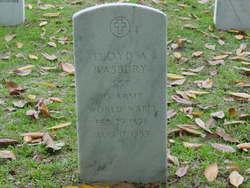 Floyd A. Rasbury