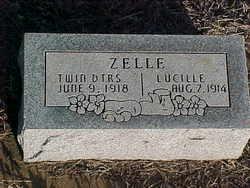 Lucille Zelle