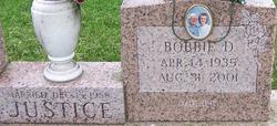Bobbie D. <i>Wright</i> Justice