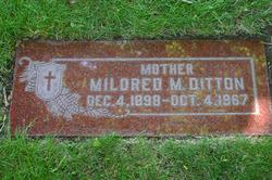 Mildred M. Ditton