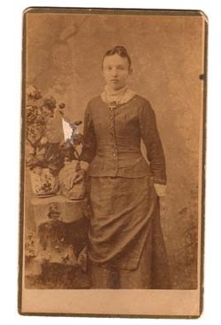 Maria Sophia Bertha <i>Helfer</i> Hahnfeld