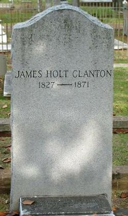 Gen James Holt Clanton