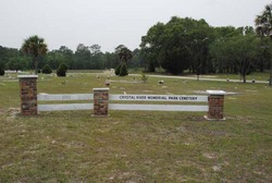 Crystal River Memorial Park Cemetery