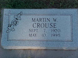 Martin W. Crousey Crouse