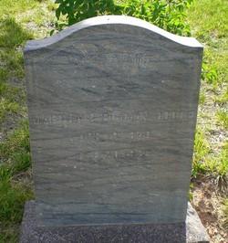 Martha Jane <i>Calvert</i> Dodge