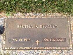 Bertha Ray <i>Jarman</i> Beasley
