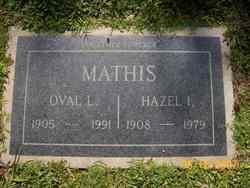 Hazel Inez <i>Johnson</i> Mathis