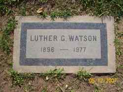 Luther George Watson