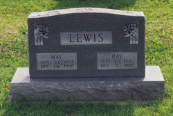 Lela May May <i>Campbell</i> Lewis