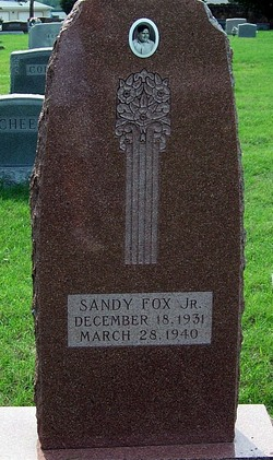 Sandy Fox, Jr