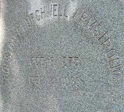Houston Churchwell Armstrong