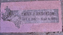 Emily F Anderson