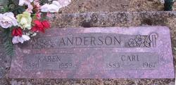 Carl K Anderson