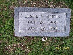 Jessie Vera Jess <i>Porter</i> Martin