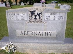Andrew J Abernathy, Sr