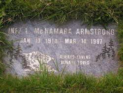 Inez L. <i>McNamara</i> Armstrong